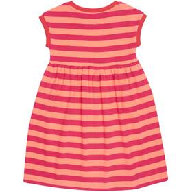 Finkid Lilli Jerseydress Mädchen raspberry/georgia peach